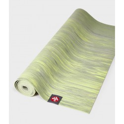 "Коврик для йоги ""Manduka eKO superlite travel - limelight marbled"""