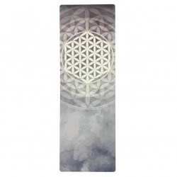 "Коврик для йоги ""Travel Flower of Life"" Yoga Club"