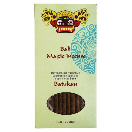Благовоние Bali Magic Incense Batukau