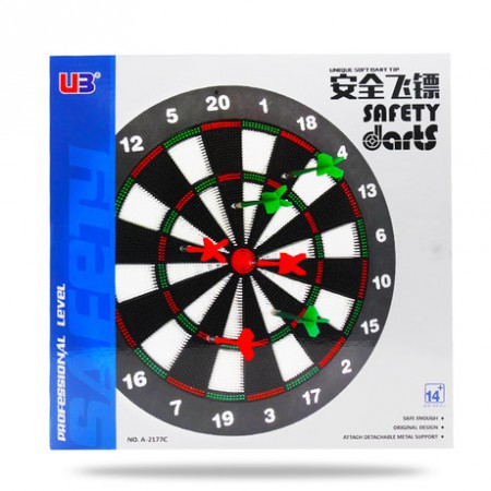 Дартс U3 Safety Darts, 6 дротиков