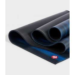 "Коврик для йоги ""Manduka PROlite Black Blue Colorfields"""