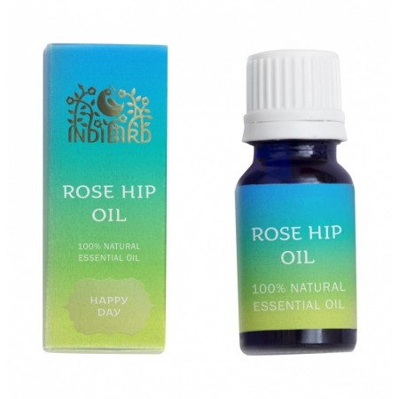 Indibird. Эфирное масло Роза мускусная (Rose Hip Oil), 10 мл.