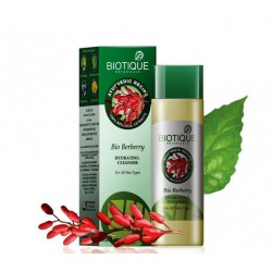 Biotique. Лосьон для лица Барбарис Bio Berberry Refreshing Cleansing Lotion 120 мл.