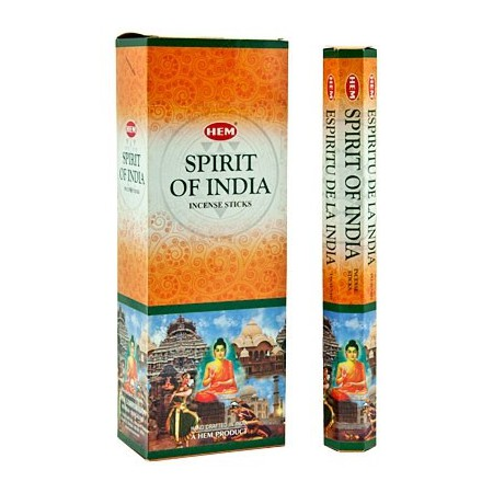 Благовоние HEM Hexa Spirit of India - Дух Индии