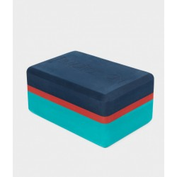 Manduka recycled foam yoga block - Kyi