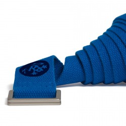 Ремень Manduka UnfoLD 2.0 6foot 182cm Yoga Strap - Truth Blue