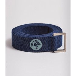 Ремень Manduka UnfoLD 2.0 8foot 243cm Yoga Strap - Midnight.
