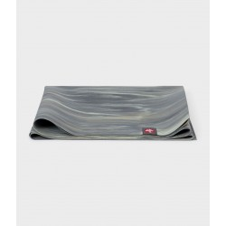 "Коврик для йоги ""Manduka eKO superlite travel - Thunder Marbled"" 71 inch"